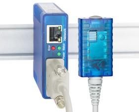W&T Web-IO, CO2-Messgerät, netzwerkfähig