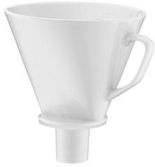 alfi kaffeefilter Aroma plus, aus Porzellan, weiß